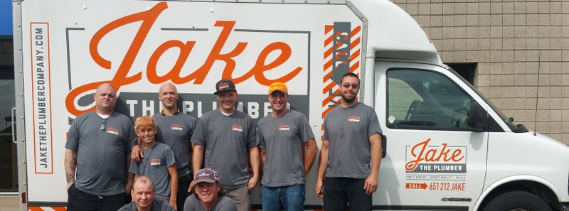 Jake the Plumber Company and Truck