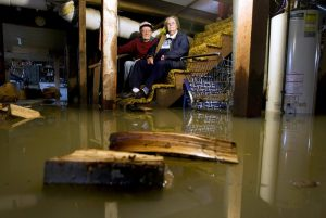 Water-Heaters-Saint-Paul-MN-Flooded-Basement