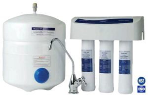 Reverse Osmosis Under Sink Filtration