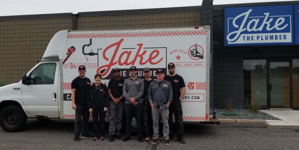 Jake the Plumber crew 2019